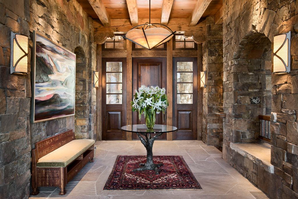 Entryways and Foyer